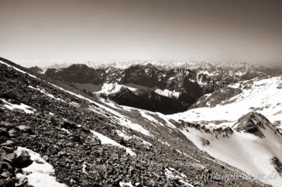 Karfreitag und Karwendel: Das passt zam